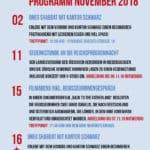 November Events – Hannover